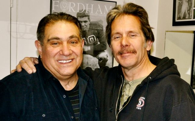 Dan Lauria and Gary Cole (Photo: www.sulltography.com)
