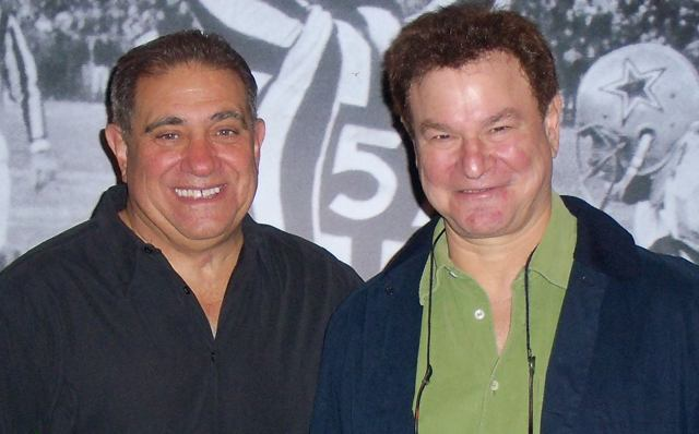 Dan Lauria and Robert Wuhl