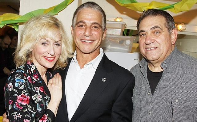 Judith Light, Tony Danza and Dan Lauria