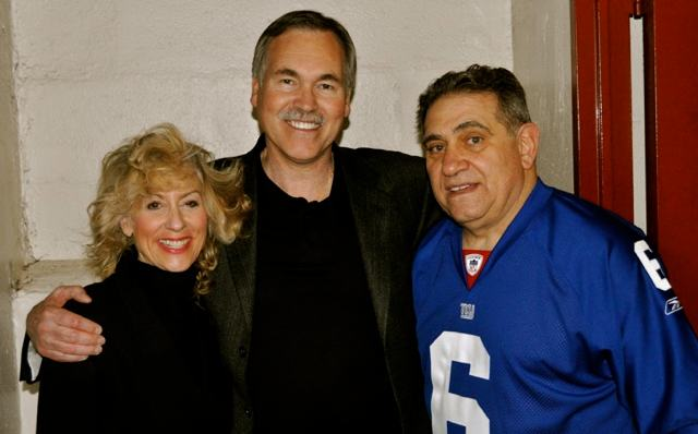 Judith Light, Mike D'Antoni & Dan Lauria
