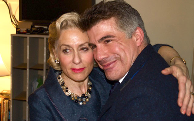 Judith Light and Bryan Batt